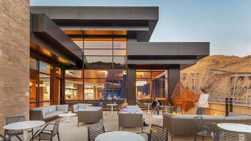 Pinnacle Glass Vail Health East Wing Project