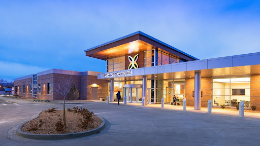 Pinnacle Glass Project - West Springs Hospital Grand Junction